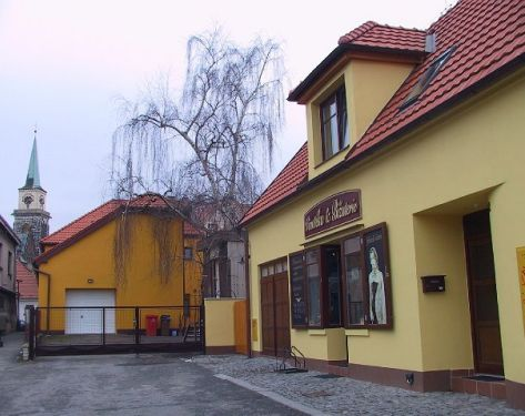 penzion u vinotéky Nymburk
