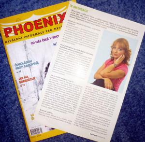 maditace jak se naučit phoenix