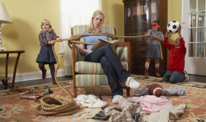 o výchově dětí