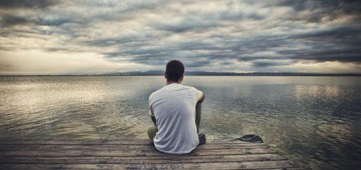 rozjímání o samotě